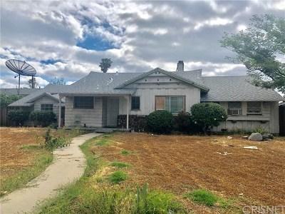 Los Angeles County Single Family Home For Sale: 10032 Balboa Boulevard