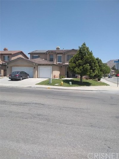 Moreno Valley Single Family Home For Sale: 26121 Casa Encantador Road