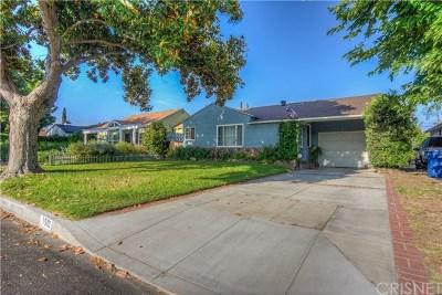 Burbank Multi Family Home For Sale: 1512 N Lima Street