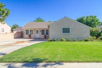 Northridge Single Family Home For Sale: 17624 Lorne Street