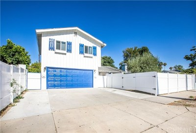 Los Angeles County Single Family Home For Sale: 10509 Louise Avenue