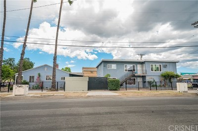 North Hollywood Multi Family Home For Sale: 7463 Troost Avenue