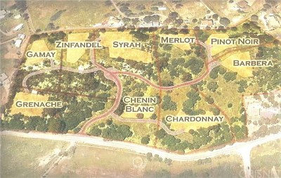 Arroyo Grande Residential Lots & Land For Sale: Loire Lane