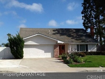 Carlsbad Single Family Home For Sale: 4807 Refugio Avenue
