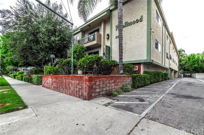 Sherman Oaks Condo/Townhouse For Sale: 5055 Coldwater Canyon Avenue #101