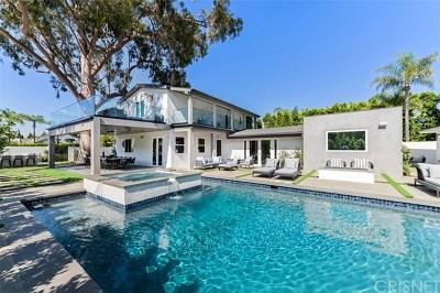 Sherman Oaks Single Family Home For Sale: 15362 Sutton Street