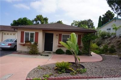 Oceanside Single Family Home For Sale: 328 San Dimas Avenue