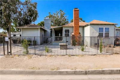 North Hollywood Single Family Home For Sale: 7802 Morella Avenue