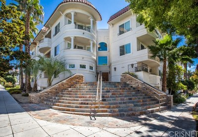 Burbank Condo/Townhouse For Sale: 600 E Magnolia Boulevard #202A