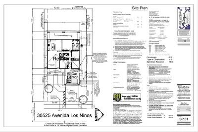 Cathedral City Single Family Home For Sale: 30525 Avenida Los Ninos