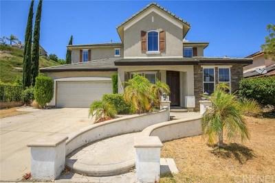 Valencia CA Single Family Home For Sale: $674,900