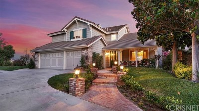 Single Family Home For Sale: 23200 Sherwood Place