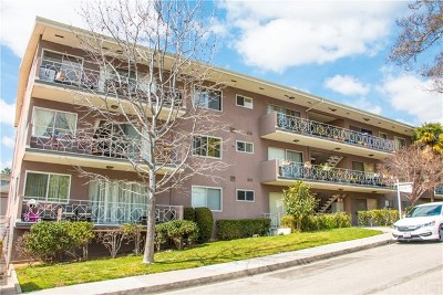 Glendale Condo/Townhouse For Sale: 1411 N Brand Boulevard #H
