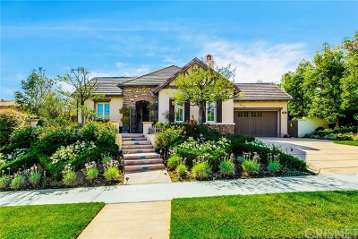 Brentwood, Calabasas, West Hills, Woodland Hills Single Family Home For Sale: 3935 Prado Del Maiz