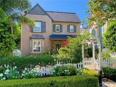 Single Family Home For Sale: 23933 Windward Lane