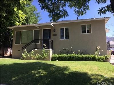 La Crescenta Multi Family Home Active Under Contract: 3213 Mary Ann Street