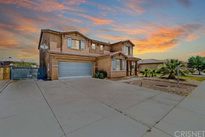 Victorville Single Family Home For Sale: 11834 Iverson Street