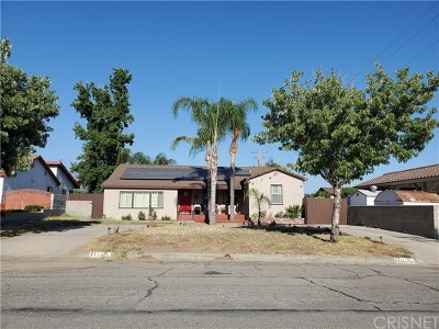 San Bernardino Single Family Home For Sale: 2711 San Gabriel Street