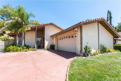 Porter Ranch Single Family Home For Sale: 11446 Yolanda Avenue