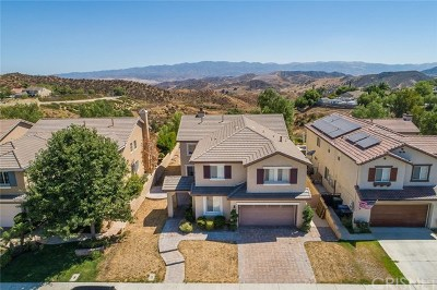 Castaic CA Single Family Home Active Under Contract: $623,200