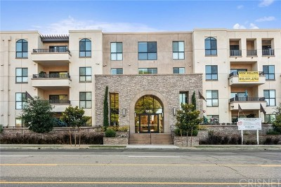 Encino Condo/Townhouse For Sale: 5015 Balboa Boulevard #304