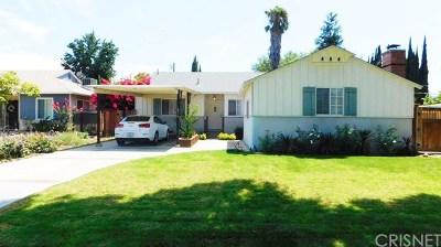 Granada Hills Single Family Home For Sale: 15718 Hiawatha Street