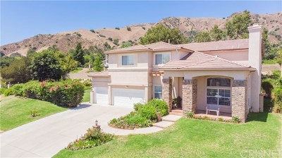Granada Hills Single Family Home For Sale: 17867 Sidwell Street