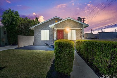 Glendale Single Family Home For Sale: 1010 Linden Avenue