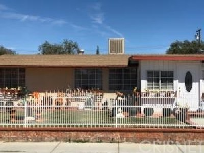 Los Angeles County Single Family Home For Sale: 45540 10th Street W