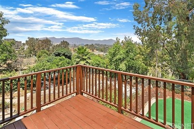 Los Angeles County Multi Family Home For Sale: 1556 Rollins Drive