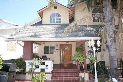 Los Angeles Single Family Home For Sale: 134 S Dillon Street