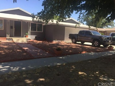 Los Angeles County Single Family Home For Sale: 44340 4th Street E