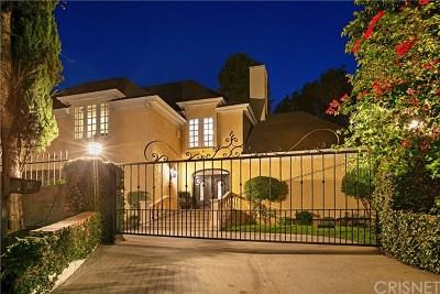Sherman Oaks Single Family Home For Sale: 3891 Sepulveda Boulevard