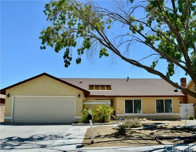 Los Angeles County Single Family Home For Sale: 45114 18th Street W