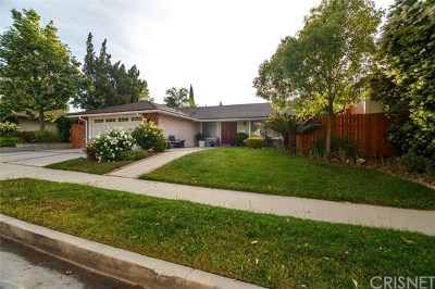 Los Angeles County Single Family Home For Sale: 8328 Denise Lane