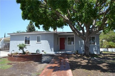 Los Angeles County Single Family Home For Sale: 10946 Bartee Avenue