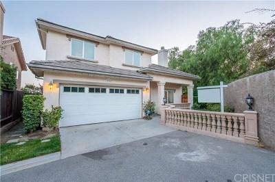 Sylmar CA Single Family Home For Sale: $599,000