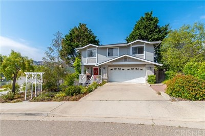 Pismo Beach Single Family Home For Sale: 168 Valley View Drive