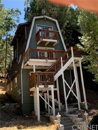 Lake Arrowhead Single Family Home For Sale: 27071 Overlook Lane