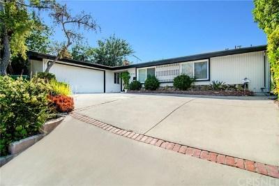 Woodland Hills Single Family Home For Sale: 20562 Rhoda Street