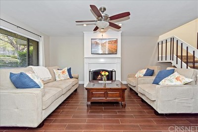 Newport Beach Condo/Townhouse For Sale: 14 Sand Dollar Court #7