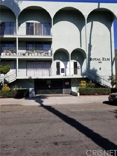 Long Beach Condo/Townhouse For Sale: 3452 Elm Avenue #203