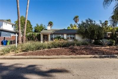 Sherman Oaks Single Family Home For Sale: 14649 McCormick Street