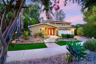 Woodland Hills Single Family Home For Sale: 4829 Bruges Avenue