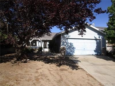 Lake Hughes CA Single Family Home For Sale: $250,000