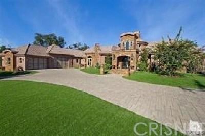 Thousand Oaks CA Single Family Home For Sale: $1,700,000
