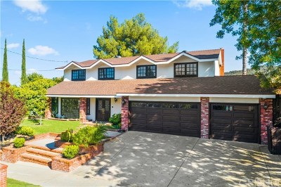 Calabasas Single Family Home For Sale: 22408 Liberty Bell Road