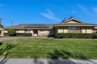 Simi Valley CA Single Family Home For Sale: $620,000