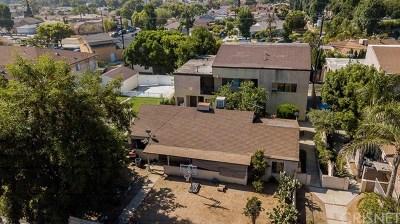 Multi Family Home For Sale: 12814 Vanowen Street