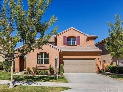 Corona Single Family Home For Sale: 25073 Pacific Crest Street